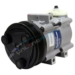 Air Conditioning Compressor Pump Tribute V6 3.0L Mazda - Brand New | ZPN-09348
