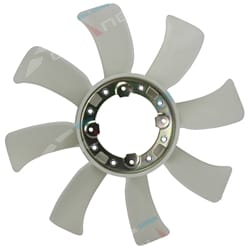 Fan Blade suits Toyota Landcruiser 1980-1990 HJ60 HJ61 HJ75 2H 12HT Diesel fits to Fan Clutch 8 Blade