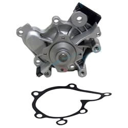 Water Pump Mazda 626 1991-02 GE GF GW 2.0L FS EFI DOHC 4cyl Engine | WP3082