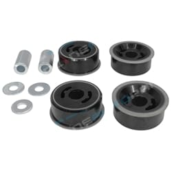 2 Diff Side Mount Bushes H/Duty Polyurethane Ford Territory SX SY 2004-2011 RWD AWD 4door Wagon New