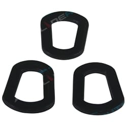 Jerry Can Spout Lid Replacement Seals pack Rubber