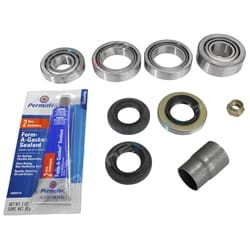 Front Diff Rebuild Kit - Hilux 9/1993~2005 4x4 Ute LN111 LN167 LN172 Differential Bering + Seal Set