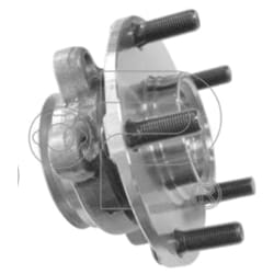 Wheel Bearing Hub Assembly (Front LH or Front RH) GSP | ZPN-22414