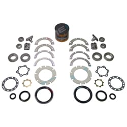 Swivel Hub Wheel Bearing Kit Suzuki Sierra Maruti Samurai King Pin + Grease 1981 to 1996 | ZPN-15707