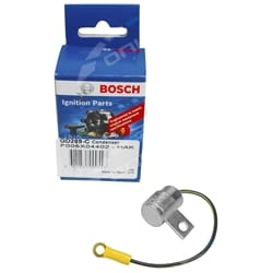 Bosch Ignition Condenser Holden Gemini TC TD TE TF TG TX 4cyl 1.6L G161Z 1975 1976 1977 1978 1979 1980 1981 1982 1983   GD209-C