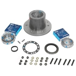 Rear Axle Hub Kit suits Toyota Landcruiser 40 60 70 Series 4x4 incl New Wheel Bearings 9/1975 to 1989 | ZPN-03870