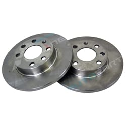 2 Front Disc Brake Rotors Holden JB Camira 1982-1983-1984 1600cc 1.6L Pair Set