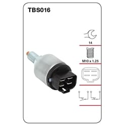 1 x Brake Stop Light Switch (Tridon) | TBS016