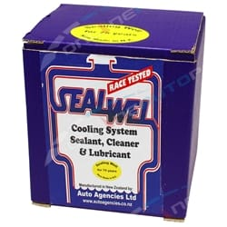 Sealwel Cooling System Cleaner Sealer Lubricant Welsh Plugs Radiator Head Gasket Bulk Buy Trade Pack of 28 Cubes | T5101-28