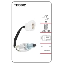 1 x Brake Stop Light Switch (Tridon) | TBS002