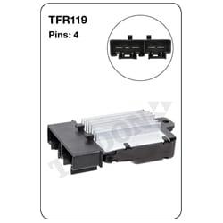 1 x Heater Fan Resistor (Tridon) | TFR119