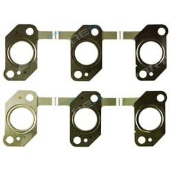 Exhaust Manifold Gasket suits Toyota Landcruiser 80 Series 4.2L 6cyl 1HZ 1HD-T Diesel