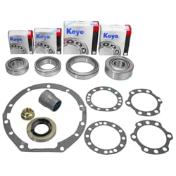 Front Diff Kit suits Toyota Landcruiser 80 Series w Diff Lock | ZPN-01677