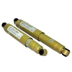 2 Rear Gas Shock Absorbers Triton 1986-06 4x4 Ute ME MF MG MH MJ MK K34 Strada Mitsubishi 4wd Pair