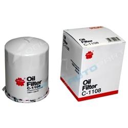 Diesel Oil Filter suits Toyota Coaster HB30 Dyna HU40 50 2H 4.0L Sakura XRef Z161X