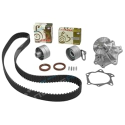Water Pump Timing Belt Kit Patrol GQ Y60 GU Y61 RD28-T Turbo Diesel 8/1995~2000 2.8L Nissan Engine 1995 1996 1997 1998 1999 2000 | ZPN-02517