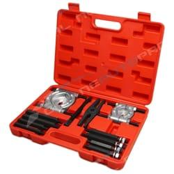12pce Bearing Splitter Gear Puller Fly Wheel Separator Set With Box Tool Kit | D1002