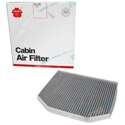 Sakura Air Pollen Cabin Filter Holden VE VF Commodore Berlina Calais HSV V6 V8 2006 2007 2008 2009 2010 2011 2012 13 14 15 16 17 | CAC2301