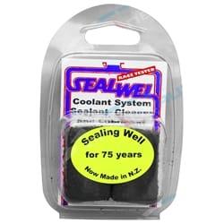 Sealwel Cooling System Cleaner Sealer Lubricant Welsh Plugs Radiator Head Gasket Blister Pack 2 Cubes | T5101-2