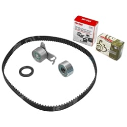 Timing Belt Kit suits Toyota Blizzard LD10 1982-1984 4cyl L 2.2L Diesel 8v SOHC | ZPN-02390