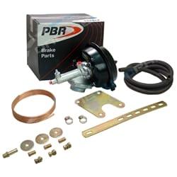 PBR VH44 Remote Brake Booster 4 Wheel Drum Brake Models