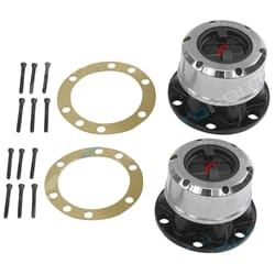 Set of 2 Free Wheeling Hub BWS | ZPN-33504