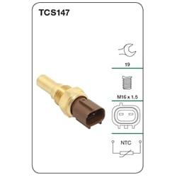 1 x Coolant Temp ECU Sensor (Tridon) | TCS147