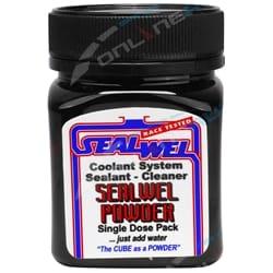 Sealwel Cooling System Sealer Cleaner Lubricant One Shot Powder in Bottle Seals Head Gaskets Welsh Plugs & Radiators | T5100-1
