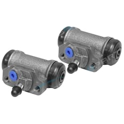 2 x Rear Wheel Brake Cylinders suits Toyota Hilux LN65 LN65R Ute 4wd 4x4 - LH + RH Pair 1983 to 1988   ZPN-02169