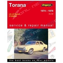 Gregorys Car Repair Workshop Manual Repair Manual Book Gregorys | 04058