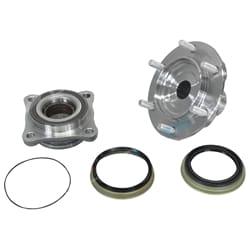 Front Wheel Bearing + Stud Axle Hub suits Toyota Hilux GGN25R KUN26R TGN26R 1GRFE 1KDFTV 2TRFE Petrol Diesel 4X4 2005 to 2016 | 5337HUB
