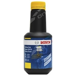 Brake Fluid 500ml DOT3 Oil / Grease Bosch