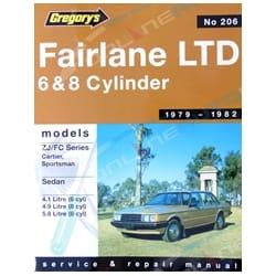 Gregorys Car Repair Workshop Manual Repair Manual Book Gregorys | 04206