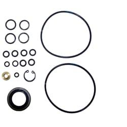 Power Steering Pump Seal Repair Kit suits Toyota Landcruiser BJ60 FJ60 60 Series 4X4 4door Wagon 1980 to 1987 | ZPN-09745
