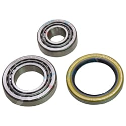 Front Wheel Bearing + Seal Kit suits Toyota Hilux 2wd RWD 76-05 Ute RN LN YN RZN | ZPN-00343