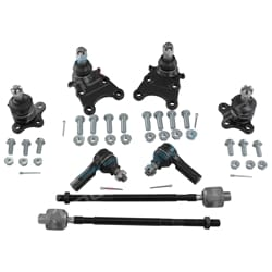 Ball Joints. Tie Rods, Rack Ends Kit Suspension Joint Kit Cozza | ZPN-32817