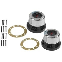 Set of 2 Free Wheeling Hub BWS | ZPN-33534