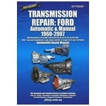 Ford Auto Manual Gearbox Overhaul Repair Manual 1960-07 | EPTRANF