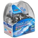 Pair H1 55w Super White Halogen Bulbs 12v Plus 170% More Light - Road Legal   H1-12-55-SUV-TP