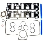 Inlet Manifold Plenum Chamber Gasket Set Commodore 3.8L V6 VS VT 1995~6/1998 1995 1996 1997 incl Ecotec up to Engine # VH699660 | HA418