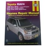 Haynes Car Repair Manual Book suits Toyota RAV4 1994-12 ACA20 ACA22 ACA23 ACA33 ACA38 GSA33 SXA10 SXA11 | 92782