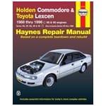 Haynes Car Repair Manual Book Commodore 1988-2000 VN VP VR VS Holden Berlina Calais V6 V8 Engines | 41742