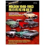 Workshop Manual Holden FX FJ FE FC FB EK EJ 1948-1963 Factory Repair Book Ellery | EPH1