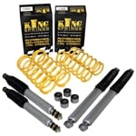 Nissan Patrol GQ Y60 Suspension Spring Lift Kit 75mm 3