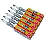 Set of 6 NGK Spark Plugs for Holden Commodore VP VR VS VT VX VY BPR6EFS-15 | ZPN-12606