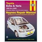 Haynes Car Repair Manual Book suits Toyota Echo 99-05 NCP10R NCP12R NCP13R FWD | 92732