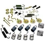 Hand Brake Spring Pin Clip Kit suits Toyota Landcruiser 100 105 Series HZJ105 8/1992 to 2007 | 46550-HBK2