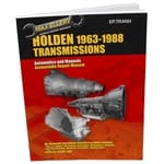 Transmission Workshop Repair Manual Holden 1963-1988 Auto + Manual Gearbox Book | EPTRANH