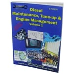 Diesel Maintenance TuneUp & Engine Management Vol1 Max Ellery New Paperback Book | EP.D050
