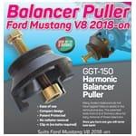 Harmonic Balancer Remover Tool Engine Tool G & G Technics | GGT-150